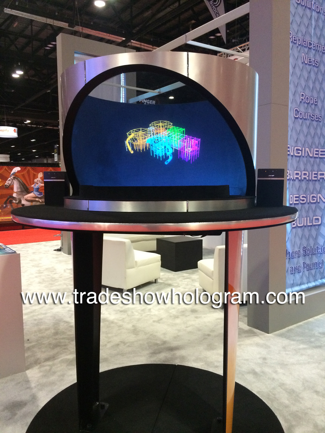 3D Hologram Projector