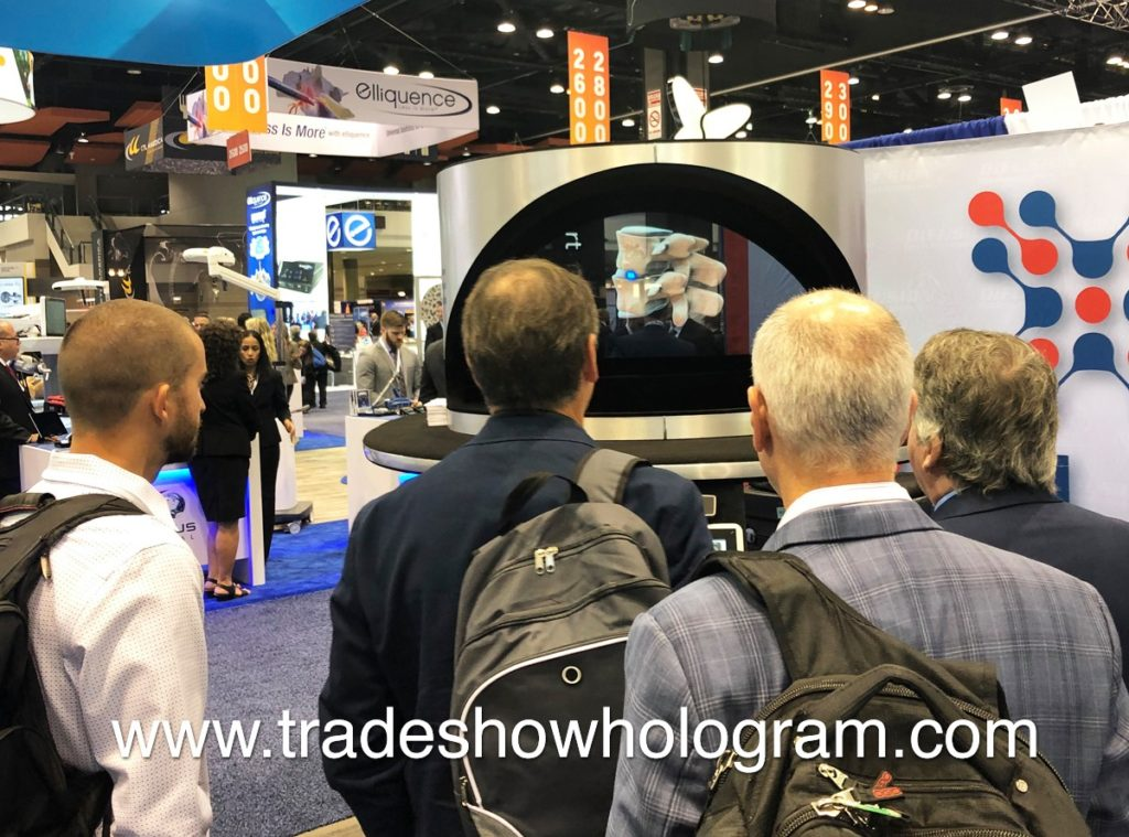 Trade Show Hologram Rental USA